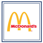 McDonald's Logo in Square