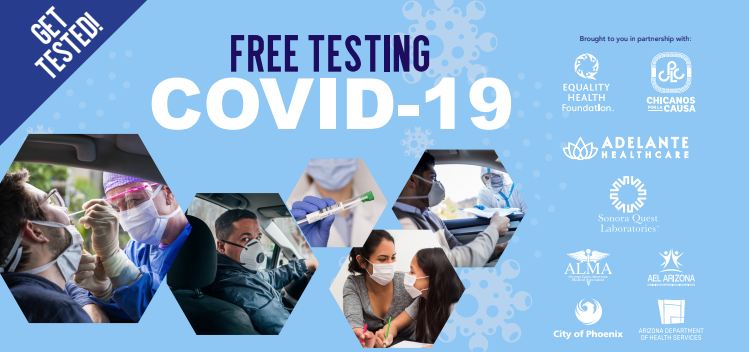 FREE COVID-19 TESTING at James W. Rice Elementary | Nov. 7